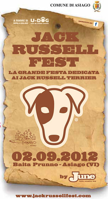 Jack Russell Fest 2012 Asiago