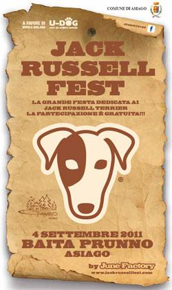 Raduno Jack Russell Asiago settembre 2011