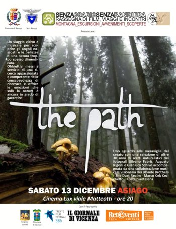 The path asiago