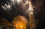 Letzter Abend des 29. Festivals des Villeggiante in Gallio - 14. August 2019