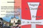 FEST S. GIUSTINA und der 27 28. September 2014 und Transhumanz, Enego