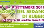 Sagra del Sedano di Rubbio 2018-Altopiano di Asiago-7-9 September 2018