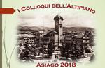 """Tagung """"die Schätze des ALTIOPIANO"""" in Asiago-7 August 2018"""