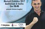 """Filippo Ongaro, Gallium zu """"erleben""""-3 Oktober 2017"""