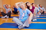 Gymnastik-Aktivität und Muskeltraining im Canove-August 7, 2017