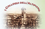 Colloqui dell'Altipiano - Asiago 2014