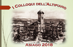 I Colloqui dell'altipiano 2018