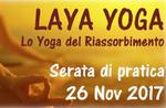 Incontro gratuito intensivo di Laya Yoga presso Global Therapy System a Roana - 26 novembre 2017