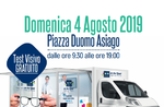 Visual Prevention Day mit FREE VIEW CONTROL in Asiago - 4. August 2019