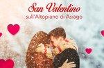 Valentinstag 2020 auf dem Asiago Plateau - Veranstaltungen und Angebote - 14. Februar 2020