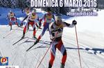 44 ^ Marciabianca 50-km-Rennen am Sonntag 6 März 2016 Valmaron Hintergrund Enego