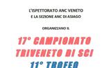 17° Triveneto Meisterschaft Ski und 11° Freundschaft Trophy am 3. März Monte Verena-2018