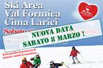 Einweihung neue Sesselbahn Ski Gebiet Val Formica Top Larche, Samstag, 8