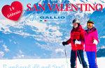 Valentinstag im Schnee: Förderung für Liebhaber mit der Skischule Gallium-Februar 14, 2017