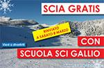 Kostenlose Trail mit Gallium, Skischule Samstag, 8 Marz  2014