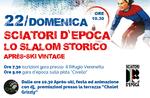 EPOCA SCIATORS - Historisches Skirennen auf dem Mount Verena Asiago Plateau 22. März 2020