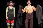 Chary 2015-Festival-Clown zu Cod Roana, Schock, Liebe-Plateau