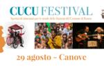 CuCu Festival 2019 in Canove mit Straßenkünstler-Auftritten - 29. August 2019