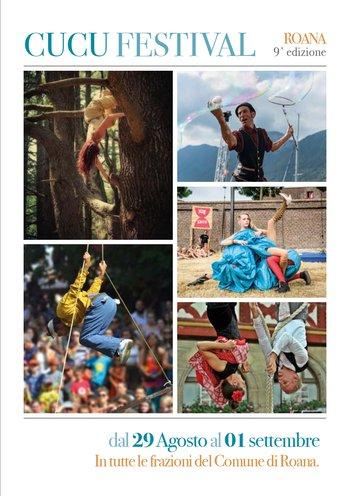 CuCu Festival 2019 sull'Altopiano dei Sette Comuni - Spettacoli itineranti a Roana e frazioni