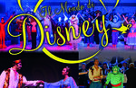 """""""Disneyworld"""" Musikshow im Auditorium in Gallium, 30. Dezember 2016"""