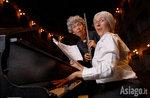 """""""Besser spät als nie""""-Musik-Comedy-Show in Gallium, 1. Januar 2017"""