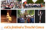 CuCu Festival a Treschè Conca con spettacoli di artisti di strada - 27 agosto 2017