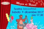 """Theater """"Weihnachtszauber"""" zeigen das Teatro Eliseo di Asiago-9 Dezember 2017"""