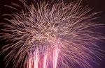 Kontakt-Reiseunternehmen und Feuerwerk, Asiago, 16. August 2014