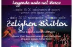 "Spettacolo fiabesco ""Zelighen Bàiblen"" a Cesuna - Hoga Zait - 20 luglio 2019"