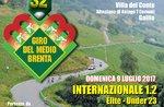 32° Giro del Medio Brenta con arrivo a Gallio, Altopiano di Asiago - 9 luglio 2017