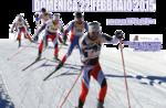 43 ^ Marciabianca 50 km cross Country Ski Rennen, Valmaron Enego Sonntag, 22. Februar 2015