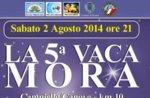 5ª VACA MORA 2014, Marcia Treschè Conca-Canove, Asiago Hochebene, 2 August