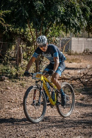 bici ciclismo gara