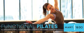 corso di functional pilates al centro kinesis di a
