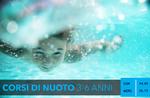 Schwimmkurse für Kinder im Alter von 3-6 Jahren an Kinesis Zentrum von Asiago