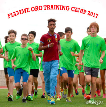 Fiamme oro camp 2017 asiago