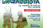 LA GALLIOTA-Der Marsch von Gallium-21. Juli 2019