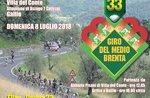 33° Giro del Medio Brenta mit Ankunft in Gallium, Asiago Hochebene-8. Juli 2018
