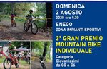 3. Einzel-Mountainbike-Grand-Prix in Enego - 2. August 2020