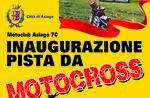 Inaugurazione pista da Motocross presso Valchiama a Sasso di Asiago domenica 12 agosto 2018