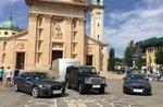 Probefahren Sie Jaguar Italien bei Grand Café Adler, Asiago, 16.-24. Juli 2016