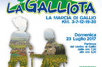 LA GALLIOTA - Marcia ludico sportiva nel territorio di Gallio - 23 luglio 2017