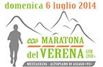 1. Eco Marathon VERENA der Berg-Rennen der Hochebene von Asiago, 6. Juli