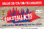 Pakstall Herrlichkeit Linie K95, bergauf Rush auf Italiens höchste Trampolin Gallium