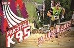 PAKSTALL K95 Glory Line 2017 - Corsa in salita sul trampolino più alto d