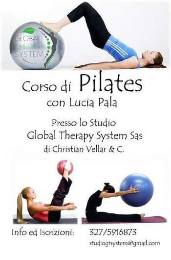 pilates locandina