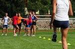 Leichtathletik Asiago, Veneto Regionalkomitees Rückzug vom 22. bis 28. August 2016