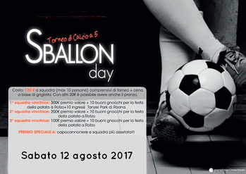 Sballon day 2017