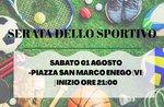 Serata dello Sportivo ad Enego - 1 agosto 2020