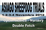 Asiago Sheepdog Trials 2012